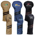 CANVAS DRIVER HEADCOVER - Embroidered